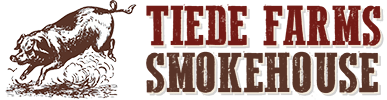 Tiede Farms Smokehouse Logo